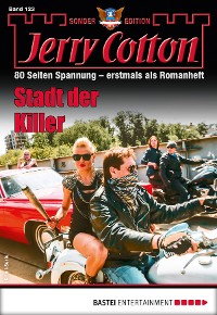 Cover Jerry Cotton Sonder-Edition 123 - Krimi-Serie