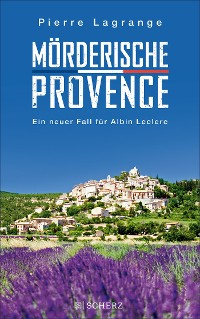 Cover Mörderische Provence