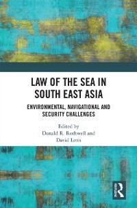 Cover Law of the Sea in South East Asia