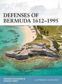 Cover Defenses of Bermuda 1612 1995