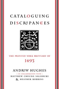 Cover Cataloguing Discrepancies