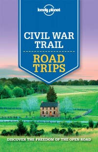 Cover Lonely Planet Civil War Trail Road Trips
