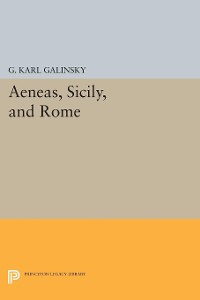 Cover Aeneas, Sicily, and Rome