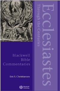 Cover Ecclesiastes Through the Centuries