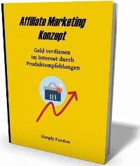 Cover Affiliate Marketing Konzept