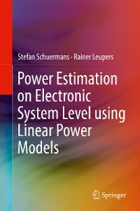 Cover Power Estimation on Electronic System Level using Linear Power Models