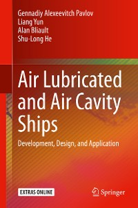 Cover Air Lubricated and Air Cavity Ships
