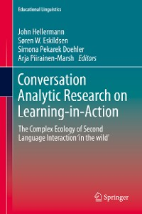 Cover Conversation Analytic Research on Learning-in-Action