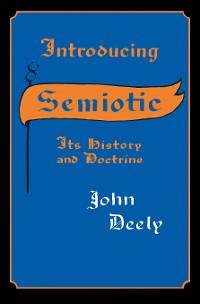 Cover Introducing Semiotics