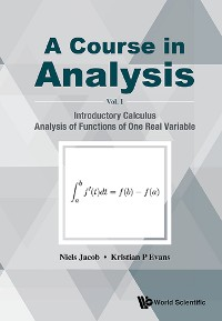 Cover A Course in Analysis