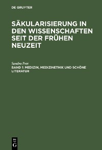 Cover Medizin, Medizinethik und schöne Literatur