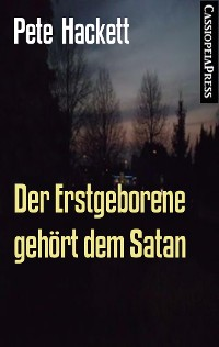 Cover Der Erstgeborene gehört dem Satan