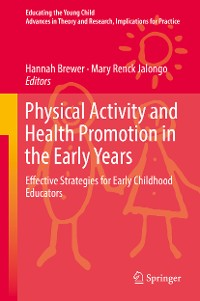 Cover Physical Activity and Health Promotion in the Early Years