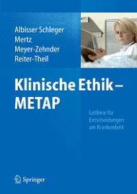 Cover Klinische Ethik - METAP