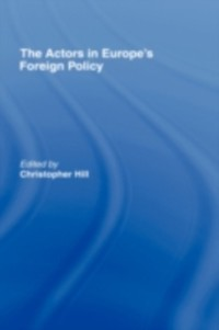 Cover Actors in Europe's Foreign Policy