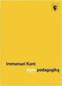 Cover Apie pedagogiką