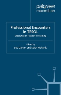 Cover Professional Encounters in TESOL