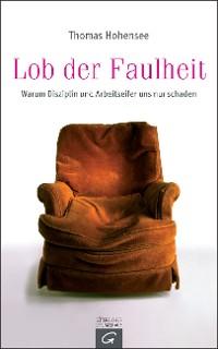 Cover Lob der Faulheit