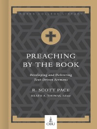 Cover Preaching by the Book