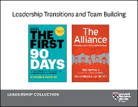 Cover Leadership Transitions and Team Building: Leadership Collection (2 Books)
