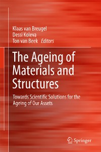 Cover The Ageing of Materials and Structures