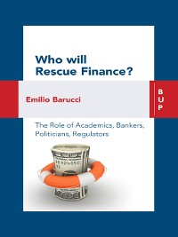 Cover Who will Rescue Finance?