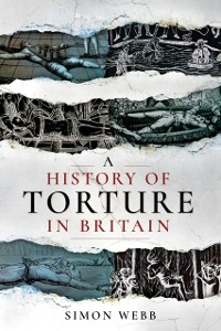 Cover History of Torture in Britain