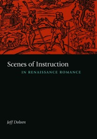 Cover Scenes of Instruction in Renaissance Romance