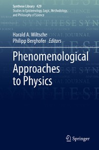 Cover Phenomenological Approaches to Physics