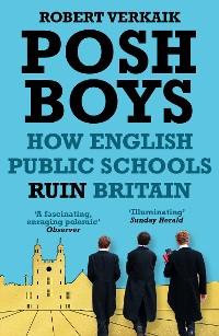 Cover Posh Boys