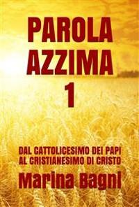 Cover Parola Azzima 1