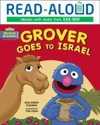 Cover Grover Goes to Israel