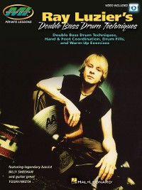 Cover Ray Luzier's Double Bass Drum Techniques