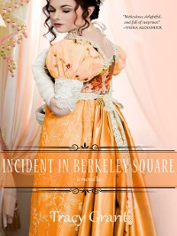 Cover The Incident in Berkeley Square