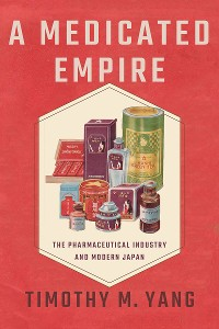 Cover A Medicated Empire