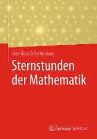 Cover Sternstunden der Mathematik