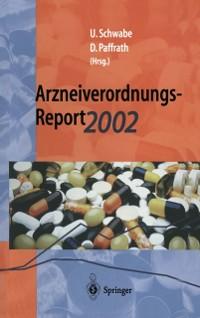 Cover Arzneiverordnungs-Report 2002