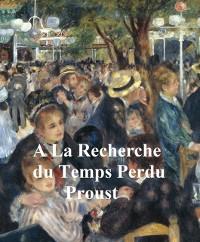 Cover La Recherche du Temps Perdu