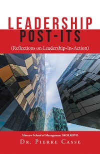 Cover Leadership Post-Its