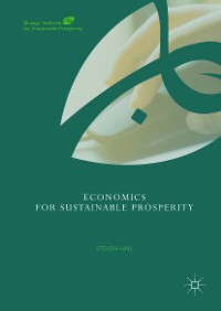 Cover Economics for Sustainable Prosperity