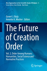 Cover The Future of Creation Order