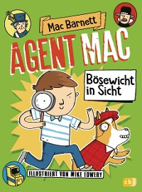 Cover Agent Mac - Bösewicht in Sicht