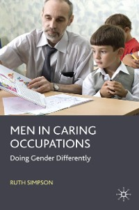 Cover Men in Caring Occupations