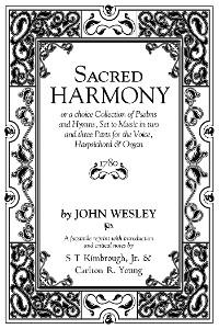Cover Sacred Harmony