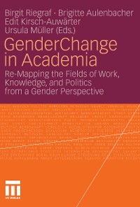Cover Gender Change in Academia