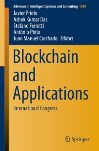 Cover Blockchain and Applications
