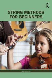Cover String Methods for Beginners