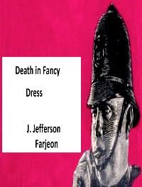 Cover Death in Fancy Dress: Fancy Dress Ball