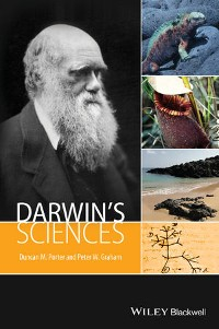 Cover Darwin's Sciences