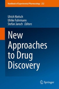 Cover New Approaches to Drug Discovery